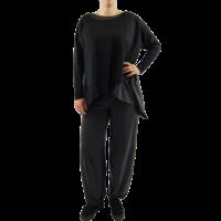 thumb-Wijd shirt Asymmetrisch-5
