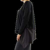 thumb-Wijd shirt Asymmetrisch-6