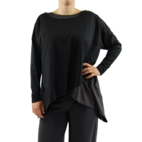 thumb-Wijd shirt A-symmetrisch-8