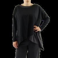 thumb-Wijd shirt Asymmetrisch-8