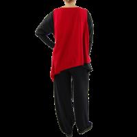 thumb-Wijd shirt A-symmetrisch-7