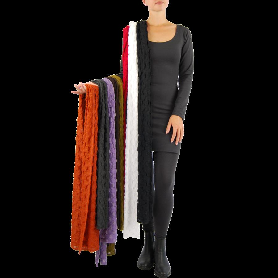 Sjaal balletjes-2