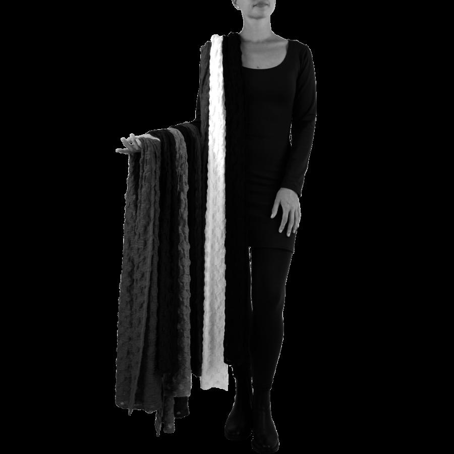Sjaal balletjes-1