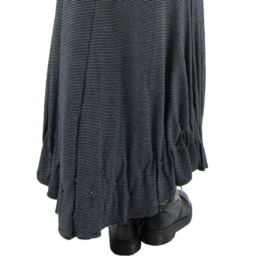 Lange jurk zonder mouwen-4