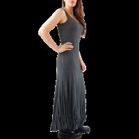thumb-Lange jurk zonder mouwen-3
