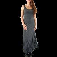 thumb-Lange jurk zonder mouwen-2