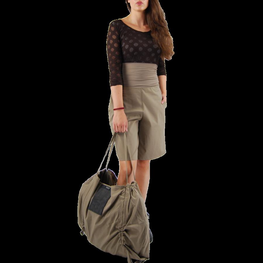 Korte broek zakken-2