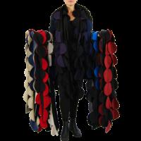thumb-Sjaal cirkels fleece-2