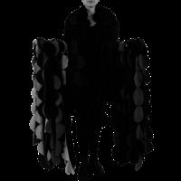 thumb-Sjaal cirkels fleece-1