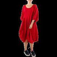 thumb-Wijde jurk stiksel-2