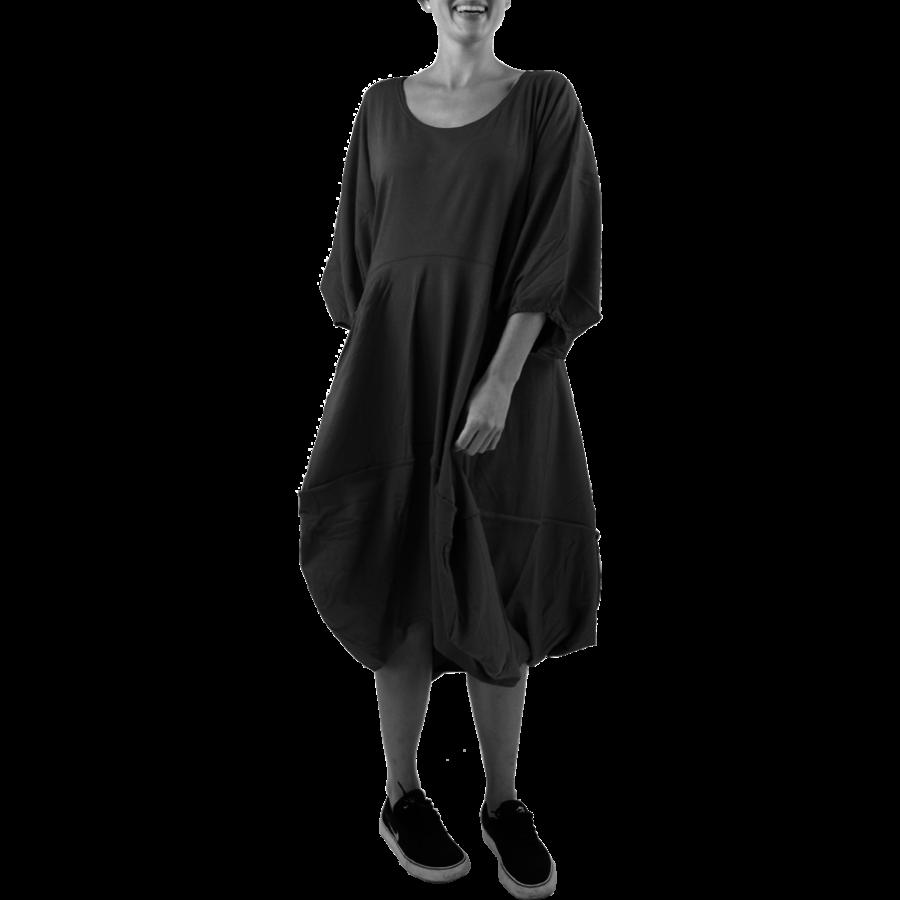 Wijde jurk stiksel-1