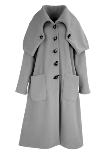 1105 A-lijn jas