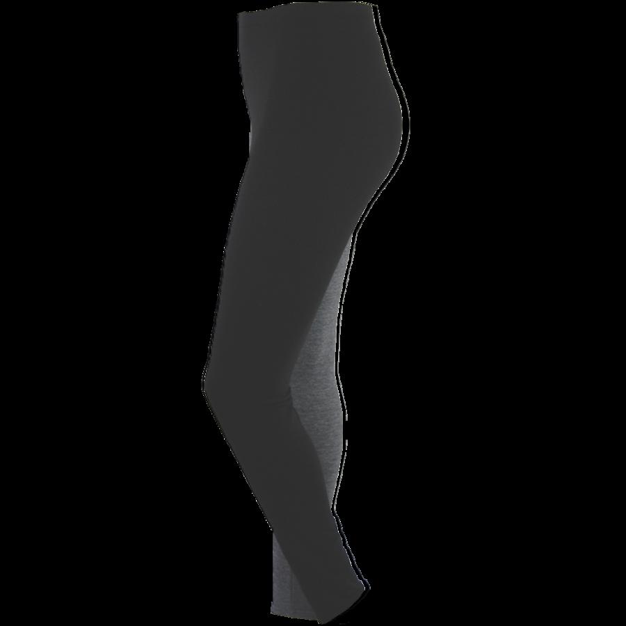 Legging die links en rechts verschillend van kleur is.-2