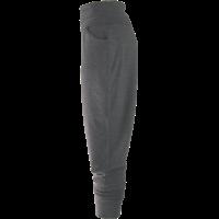 thumb-Broek met zakken, een brede tailleband en omslagen onderaan de broekspijpen.-4