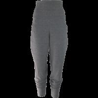 thumb-Broek met zakken, een brede tailleband en omslagen onderaan de broekspijpen.-2