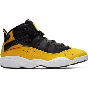 Jordan Nike Jordan 6 Rings Geel Wit Zwart