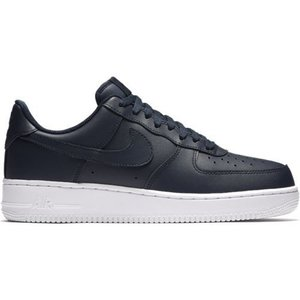 Nike Nike Air Force 1 '07 Blauw Wit
