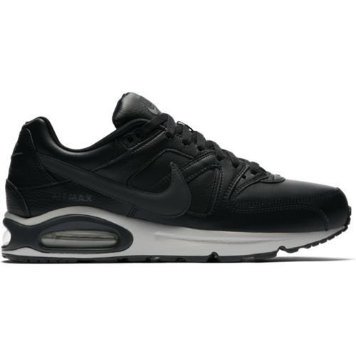Nike Nike Command Leather Zwart Grijs Wit