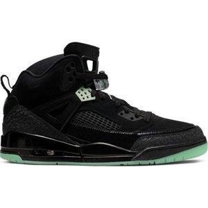 Jordan Nike Air Jordan Spizike Zwart Groen