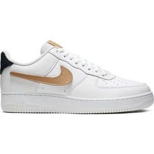 Nike Nike Air Force 1 '07 LV8 3 Weiß Blau Metall
