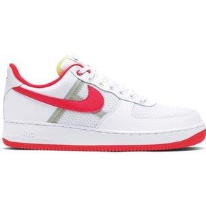 Nike Nike Air Force 1 '07 LV8 White Crimson