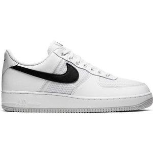 Nike Nike Air Force 1 '07 LV8 Wit Zwart