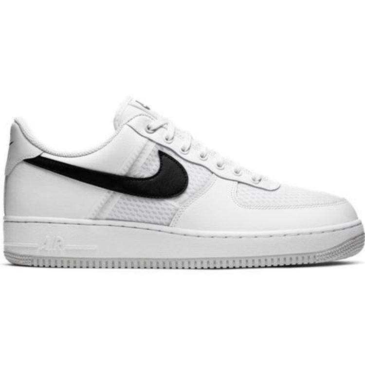 Nike Air Force Braune Sohle neugierig