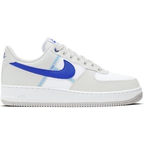 Nike Nike Air Force 1 '07 LV8 Wit Grijs Blauw
