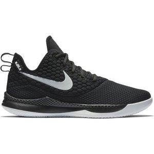 Nike Basketball Nike LeBron Witness III Zwart Grijs