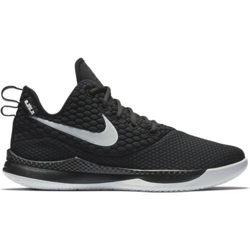 Nike Basketball Nike LeBron Witness III Black White