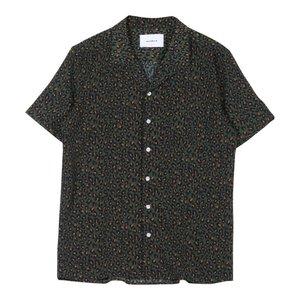 Woodbird Woodbird Cleppard Shirt Groen