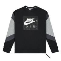 Nike Air Crewneck Zwart Grijs