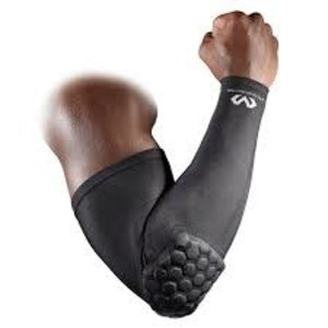 McDavid McDavid 6500 Hex Shooter Arm Sleeve Schwarz