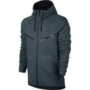 Nike Nike Tech Fleece Windrunner Hoodie Blau