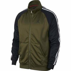 Jordan Air Jordan Tricot Jumpman Jacket Green