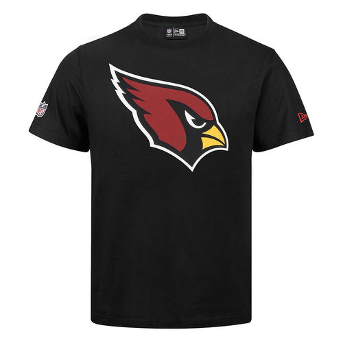 New Era New Era Tee Arizona Cardinals Black