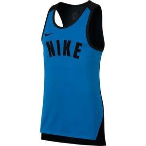 Nike Basketball Nike Dri-Fit Hyper Elite Jersey Blauw / Zwart