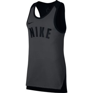 Nike Basketball Nike Dri-Fit Hyper Elite Jersey Anthrazit / Schwarz