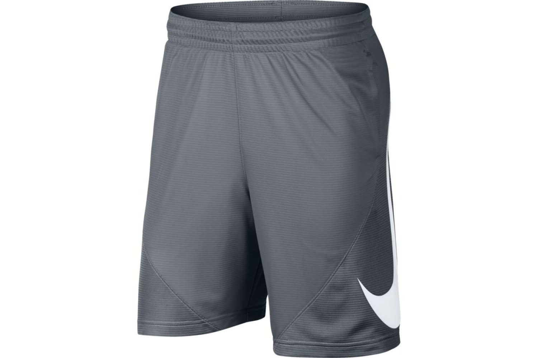 Nike Breathe Basketball Short Grey | Burned Sports