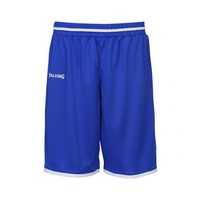 Spalding Move Shorts Kinder Blau