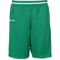 Spalding Move Shorts Kinder Grün