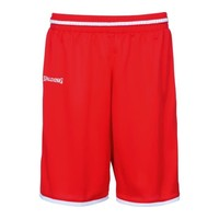 Spalding Move Shorts Kinder Rot