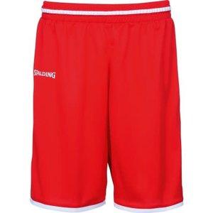Spalding Spalding Move Shorts Kinder Rot