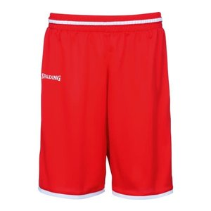 Spalding Spalding Move Shorts Kinder Rot