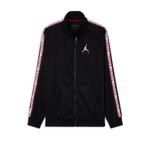 Jordan Air Jordan Tricot Jumpman Jacket Black