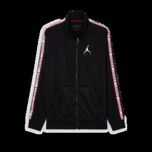 Jordan Air Jordan Tricot Jumpman Jacket Schwarz
