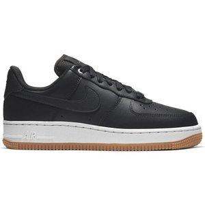 Nike Nike Air Force 1 Premium Schwarz Weiß Gummi