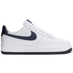 Nike Nike Air Force 1 White Navy Blue