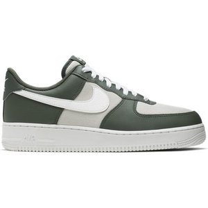 Nike Nike Air Force 1 Groen Wit