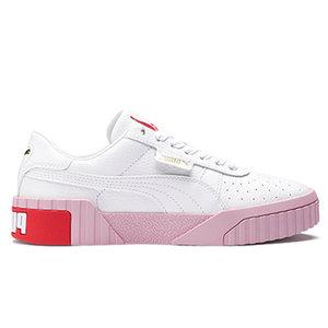 Puma Puma Cali White Pink